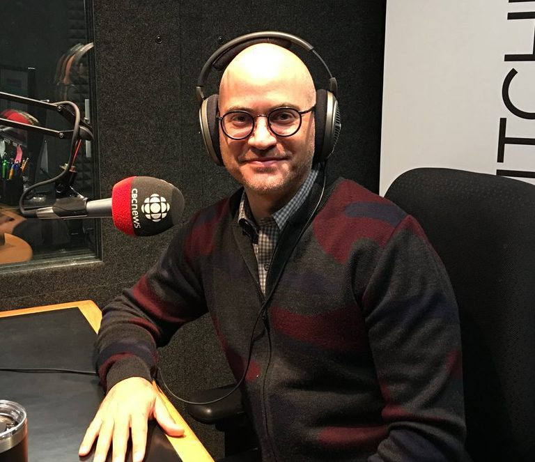 Aaron Barth of Dialectic Discussing Unconscious Bias on CBC Morning Edition